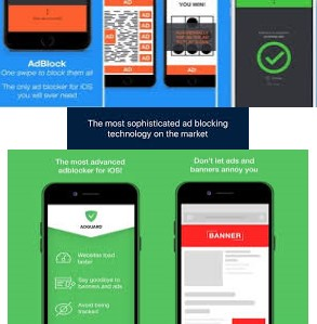 adblock apps for iPhones and iPads and enjoy ad free browsing
