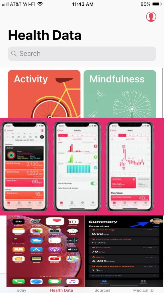 Health apps for iPhone, Top apps for exercise and health benefits,