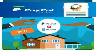 Paypal Venmo, Online payment to pay your friend's bill