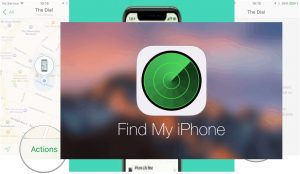 Find my iPhone App lets you get back iPhone when they have been lost
