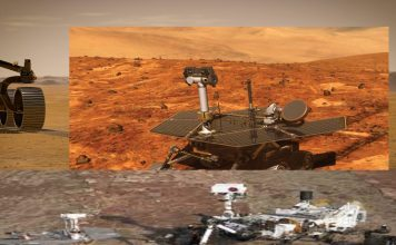 The Mars Rovers, NASA's research and man's Mars inhabitability